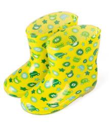 Guru a pair of cute animal rain boots boys and girls universal