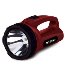 Wipro Emerald 5W Rechargeable Torch / Emergency Light