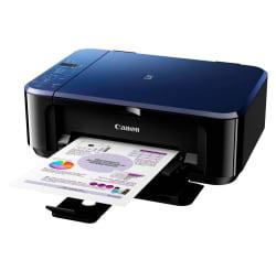 Canon PIXMA E510 Multifunction Inkjet Printer, multicolor