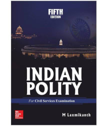 Indian Polity 5 Edition (English, Paperback, M. Laxmikanth)