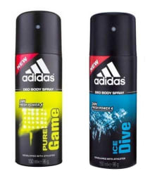 Adidas Deo Pack of 2