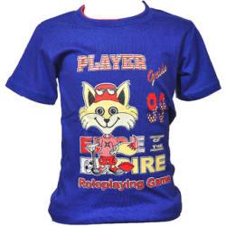 Pari Prince Kids Hosiery Tshirt