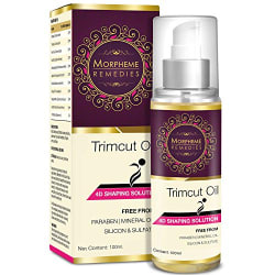 Morpheme Remedies Trimcut 4D Slimming Oil For Thighs, Arms, Waist and Tummy Oil - 100ml