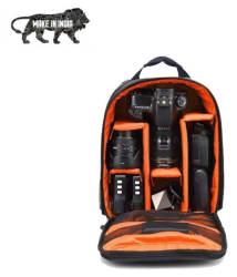 Smiledrive DSLR Lens Backpack-Made In India 1 Camera Bag