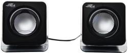 Terabyte E-02B 2.0 Multimedia Speakers - Black
