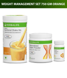 Herbalife Weight Management Set 750 gm Orange
