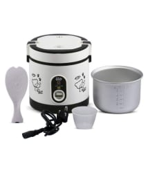 BMS Lifestyle 600 ml electric 0.5 Ltr Rice Cookers