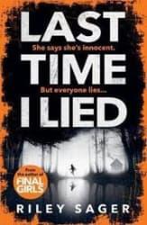 Last Time I Lied (Paperback)