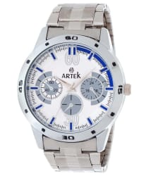 Artek Silver Casual Analog Watch