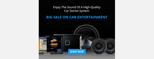 Car Music System: Buy Car Audio System Online at Best Price in India - Infibeam.com