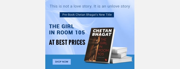 The Girl In Room 105 Paperback Books - Buy The Girl In Room 105 Online at Lowest Price - Infibeam.com