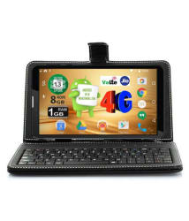 I Kall N4 8GB with Keyboard VoLTE Black ( 4G + Wifi , Voice calling )