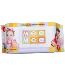 Mee Mee Gentle Multipurpose Baby Wet Wipes_72 Pcs