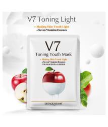 BioAqua V7 APPLE TONING YOUTH MASK Face Mask Masks 30 gm