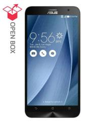OPEN BOX Asus Zenfone 2 32 GB Silver 4GB RAM ( 6 Month Brand Warranty )
