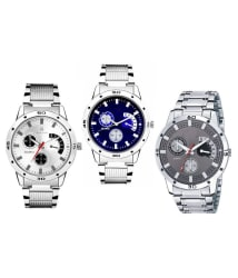 Radian Watch5 Stainless steel Analog Stylish Watch For Gifting Boy