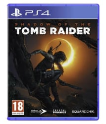SHADOW OF THE TOMB RAIDER ( PS4 )