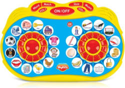 Mitashi Sky Kidz Spinner(Yellow)