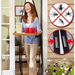 Magic Mesh - Anti Mosquito Magnetic Door Screen