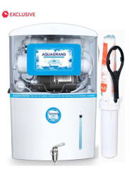 Aquagrand 12 ltrs 12 stage R0+UV+UF with TDS Controller Water Purifiers_ RO COVER FREE