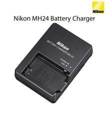 Nikon MH24 Camera Battery Charger for Digital & DSLR Cameras