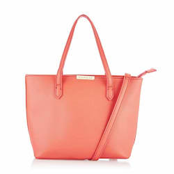 Caprese Women s Tote Bag (Bright Peach)