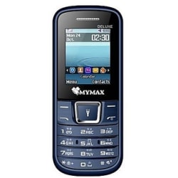 Mymax A22 , Dual Sim , 1.8 inc Feature phone , Open FM with Talking Keypad , 1000mAh Battery