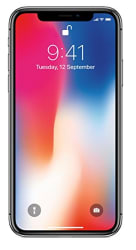 Apple iPhone X (Space Grey, 3GB RAM, 64GB Storage)