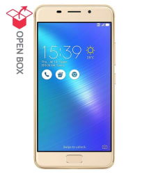 OPEN BOX Asus Zenfone 3s Max 32GB Gold RAM- 3 GB 6 Month Brand Warranty