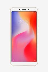 Xiaomi Redmi 6 32 GB (Gold) 3 GB RAM, Dual SIM 4G