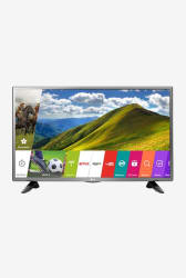 LG 32LJ573D 80 cm (32 inches) HD Ready Smart LED TV (Silver)