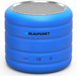Blaupunkt BT-01 3 W Portable Bluetooth Speaker Blue, Stereo Channel