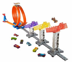 Hot Wheels Super Score Speed Way Track Set, Multi Color