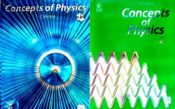 Concepts of Physics Volume 1 & 2 by H C Verma Combo pack - 2019 (New Cover)
