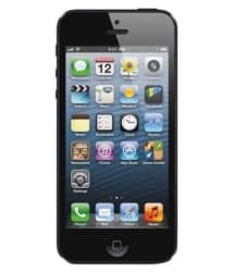CERTIFIED USED Apple iPhone 5 16GB Black RAM- 1 GB ( 6 Month Seller Warranty )