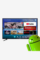 Cloudwalker Cloud TV 50SF 127 cm (50 inches) Smart Full HD LED TV (Black)