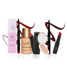 Nelf USA Makeup Kit gm Pack of 7