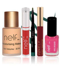 Nelf USA Makeup Kit gm Pack of 5