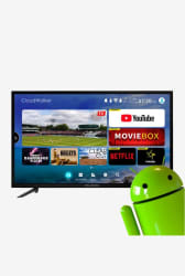Cloudwalker Cloud TV 39SF 100 cm (39 Inches) Smart Full HD LED TV (Android 4.4 KitKat)