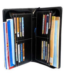 Sukeshcraft Multiple Cheque Book holder RFID SAFE