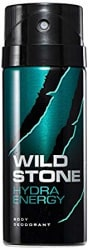 Wild Stone Hydra Energy Body Deodorant, 150ml