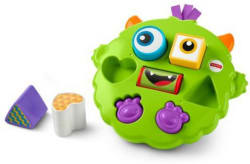 Fisher-Price Silly Sortin Monster Puzzle Multicolor