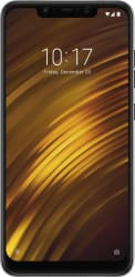 POCO F1 by Xiaomi (Graphite Black, 64 GB) (6 GB RAM)