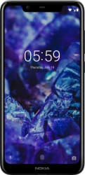 Nokia 5.1 Plus (Black, 32 GB) 3 GB RAM
