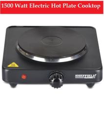 Sheffield Classic 1500 Watt Electric Hot Plate Cook Top