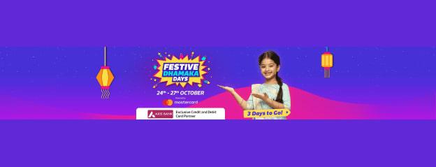 Festive Dhamaka Days Store Online - Buy Festive Dhamaka Days Online at Best Price in India   Flipkart.com