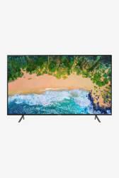 Samsung 55NU7100 139.7 cm (55 inch) 4K Ultra HD LED TV (Black)