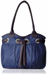 Meridian PU Shoulder Bag (MRB-154, Blue)