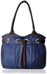 Meridian PU Shoulder Bag (MRB-154, Blue)