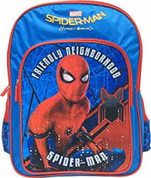 Marvel Blue School Backpack (MBE-WDP0933)